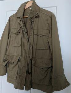 JCrew vintage utility jacket.